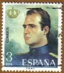Stamps Spain -  Proclamacion de D. JUAN CARLOS I