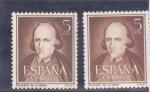 Stamps : Europe : Spain :  Calderon de la Barca (27)