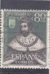 Stamps Spain -  Jaime I (27)