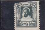 Sellos del Mundo : Europa : España : Pro-canonización Bto.Berrio Ochoa  (27)