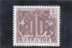 Stamps : Europe : Spain :  PLAN SUR DE VALENCIA- (27)