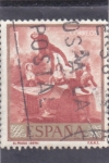 Sellos del Mundo : Europa : España : El pelele (Goya) (27)