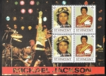 Stamps : America : Saint_Vincent_and_the_Grenadines :  Michael Jackson