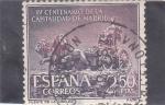 Sellos del Mundo : Europa : España :  Fuente de la Cibeles (27)