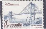 Stamps : Europe : Spain :  puente de Rande ría de Vigo (27)