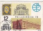 Stamps Spain -  Philaserdica-79  (27)