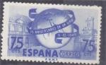 Sellos de Europa - Espa�a -  75 aniversario de la U.P.U.  (27)