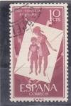 Stamps Spain -  Pro-infancia hungara  (27)