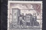 Stamps : Europe : Spain :  Castillo de Ampúdia (27)
