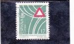Stamps : Europe : Spain :  seguridad vial (27)