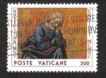 Sellos de Europa - Vaticano -  Varios sujetos