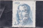 Sellos de America - Chile -   Diego Portales-ministro