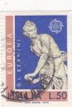 Stamps Italy -  EUROPA CEPT-David de  G.L.BERNINI