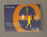 Stamps Portugal -  Elecciones Parlamento europeo