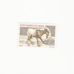 Stamps Mali -  BOUC