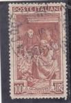 Stamps Italy -  Vendedor de maiz