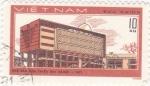 Sellos de Asia - Vietnam -  edificio