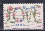 Stamps United States -  L O V E
