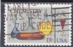 Sellos de America - Estados Unidos -  Química