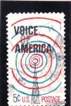 Sellos de America - Estados Unidos -  La Voz de America