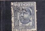 Stamps Spain -  TANGER-indigena