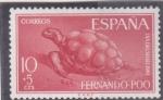 Sellos del Mundo : Europa : España :  dia del sello-tortuga