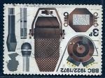 Sellos de Europa - Reino Unido -     B B C  1922   /  1972