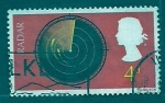 Sellos de Europa - Reino Unido -  Radar