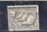 Stamps : Europe : Switzerland :  presa