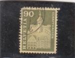 Stamps : Europe : Switzerland :  Schaffhausen