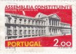 Sellos de Europa - Portugal -  asamblea constituyente