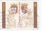 de Europa - Portugal -  700 a�os tratado de Alcanises