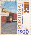 Stamps Europe - Portugal -  XIII Congreso Estoril-72