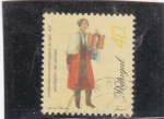 Stamps Europe - Portugal -  profesiones del siglo XIX