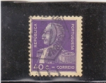 Stamps Europe - Portugal -  mariscal Carmona