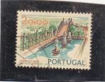 Stamps Portugal -  Jardines do Paço Castelo Branco