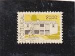 Sellos de Europa - Portugal -  Casa Minhota