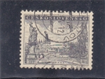 Sellos de Europa - Checoslovaquia -  panorámica de Praga