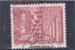Sellos del Mundo : Europa : Checoslovaquia : industria