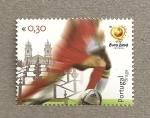 Stamps Oceania - Polynesia -  Euro 2004