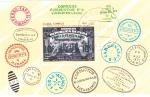 Stamps : America : Cuba :  PRIMER CENTENARIO FERROCARRIL EN CUBA