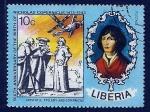 Sellos de Africa - Liberia -  Anivers. Copernicus
