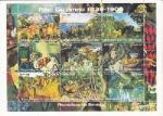 Stamps : Africa : Senegal :  PINTURAS DE PAUL CÉZANNE