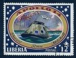 Sellos de Africa - Liberia -    Apolo   14