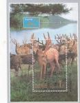 Stamps North Korea -  C E R V I D O S