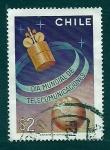 Sellos de America - Chile -  Dia mundial telecomunicaciones
