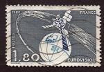 Sellos de Europa - Francia -  Eurovicion