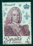 Stamps Spain -    Fernsndo   VI