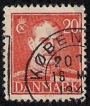 Stamps Denmark -  Rey Christian X
