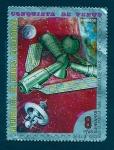 Sellos de Africa - Guinea Ecuatorial -  Satelite Comunicacion